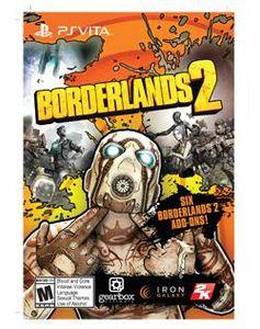 Sony Borderlands 2, PS Vita, PlayStation Vita, Shooter, M (Reif)