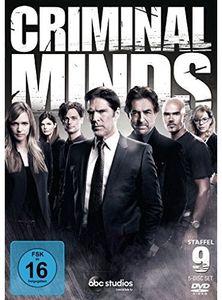 Criminal Minds Staffel 9 [DVD]