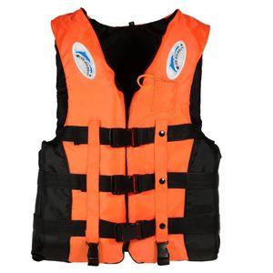 Erwachsenen Kinder Schwimmen, Boot fahren, Driften Rettungsweste Schwimmweste mit Pfiff L
