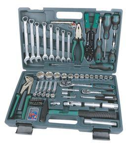 BRÜDER MANNESMANN Werkzeugsatz 99-teilig im Koffer