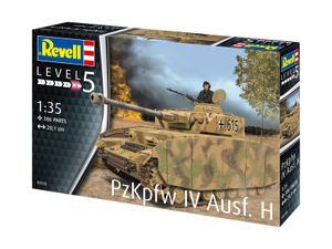 Revell 03333 1:35 Panzer IV Ausf. H