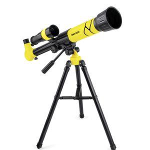 Astronomisches Teleskop, Ultraleichtes Stativ Zur Beobachtung Von Mondhimmelkörpern, Geeignet für Anfänger, Kinder und Amateure
