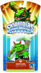 Skylanders Dino Rang (W8.0) Single Charakter