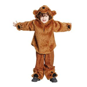 Bär Kinder Kostüm Bärenkostüm zu Karneval Fasching Gr.116