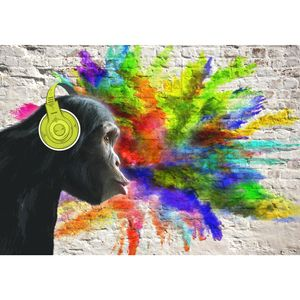 Graffiti 9169a RUNA Graffiti VLIES FOTOTAPETE XXL DEKORATION TAPETE− WANDDEKO 396 x 280 cm