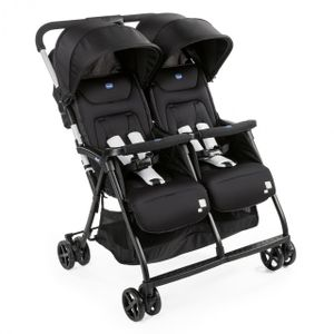 Chicco ZWILLINGSBUGGY OHLALA TWIN(3 Farben) Black Night