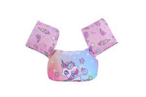 Schwimmflügel Puddle Jumper,für Kinder und Kleinkinder von 2-6 Jahre,15-30kg,Schwimmhilfe mit verschiedenen Designs