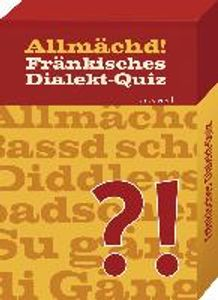 Das Fränkische Dialekt-Quiz