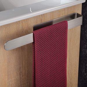 Bad Handtuchhalter Ohne Bohren Handtuchstange Selbstklebend Handtuchring Edelstahl 37cm