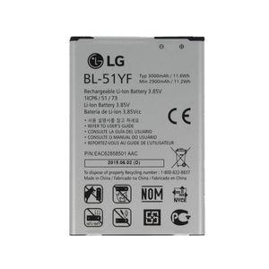 LG Electronics - BL-51YF - Li-ion Akku - G4 - 3000mAh / 2900mAh