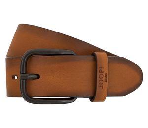 JOOP! Gürtel Herrengürtel Ledergürtel Camel 3363, Länge:95, Farbe:Braun