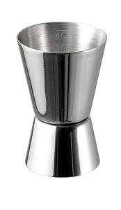 APS Cocktail-Doppelmaß 4,5 x 7 cm