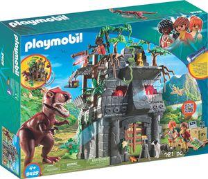 Playmobil Basecamp mit T-Rex, 9429