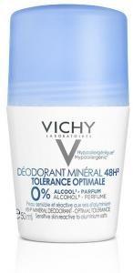 Vichy Mineralisches Deodorant 48H  50ml