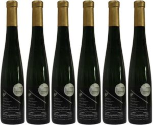 6x Oestricher Doosberg Riesling Beerenauslese Gold Kapsel 2003 – Weingut Bernhard Eser, Rheingau – Weißwein