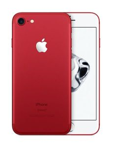 Apple iPhone 7 mit 128 GB in rot