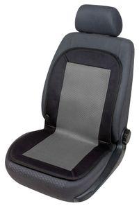 Walser Sitzheizung Heizkissen Carbon Plus mit Regelschalter 2-stufig schwarz/grau, 16762