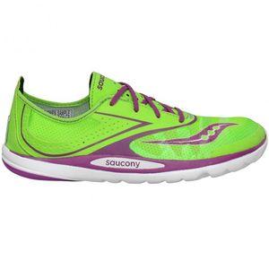 Saucony Hattori LC Laufschuhe grün/lila Schuhgröße:37