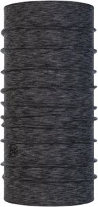 BUFF Midweight Wolle Multifunktionstuch graphite multi stripes