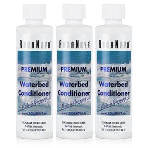 3x AguaNova Wasserbett Conditioner Premium 250 ml, Wasserbetten - Konditioniere