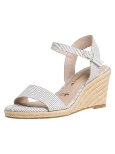 Tamaris Damen Sandalette denim 1-1-28300-26 normal Größe: 40 EU