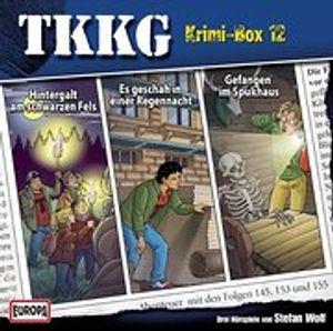 Tkkg-TKKG-Krimi-Box 12