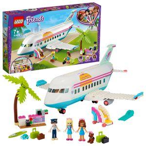 LEGO 41429 Friends Heartlake City Flugzeug, Spielzeug, Sommerferien-Serie