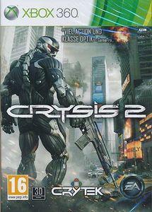 Crysis 2 - uncut (AT)  X-Box 360
