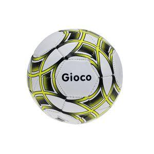 Gioco Fußball RD535 (2) (Weiß/Schwarz/Gelb)