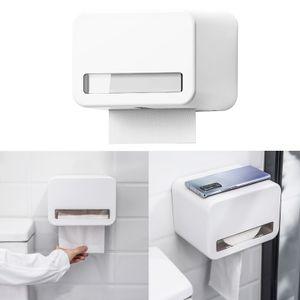 Handtuchspender Papierhandtuchspender Kein Bohren / Bohren Doppelzweck Spender