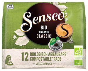 Senseo Kaffeepads Classic 12 er 83 g, und UTZ-