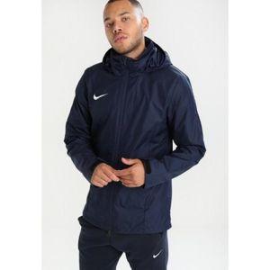 NIKE Regenjacke ACADEMY 18 Herren Jacke blau, Bekleidungsgröße:XL