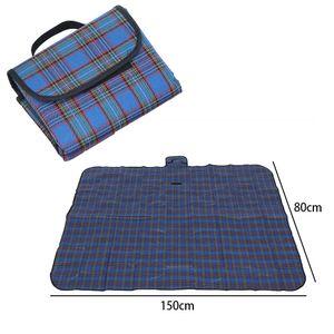 Picknickmatte Picknickunterlage Praktisches 150x200cm Streifen Multifunktions-Campingtuch
