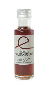 essigart: Fruchtessig Sauerkirsche 100ml