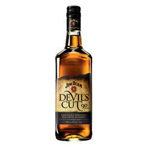 Jim Beam Devils Cut 90 Proof Kentucky Straight Bourbon Whiskey | 45 % vol | 0,7 l