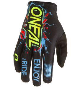 O'Neal MATRIX Youth Glove VILLAIN für Kinder, Farbe:black, Größe:M