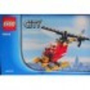 LEGO 30019 Feuerwehr Helikopter Polybag  LEGO Anzahl Anleitungen: 1, Anzahl Minifiguren: 1, Thema: LEGO City, Anzahl Teile: 32, Gewicht: 0.043 KG, Veröffentlicht in: 2012, Altersberatung: 5+, Zahl: 30019-1, Verpackungsmaße (lxbxh): 17 x 16.5 x 2 cm, EAN: 5702014857681