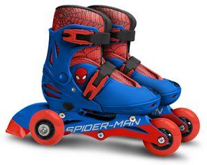 Marvel Inline Skates Spider-Man Jungen blau / rot