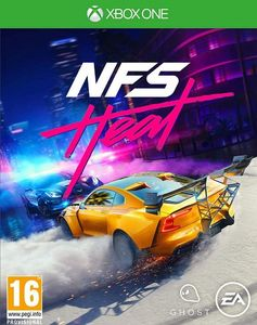 Electronic Arts Need for Speed: Heat (Xbox One), Xbox One, Multiplayer-Modus