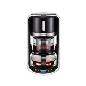 Tee Automat TA 1200, 5 voreingestellte Programme, 4 Brühtemperaturen, Ziehzeit bis 10 Minuten einstellbar, Warmhaltefunktion, 1 Liter Wassertank