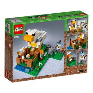 LEGO® Minecraft™ Hühnerstall 21140