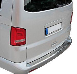 LADEKANTENSCHUTZ V2A Edelstahl Schutz für VW T5 ab 2003- / T6 ab 2015-