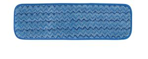 Hygen feuchter Mikrofaser Wischer 40 cm, Rubbermaid - Blau