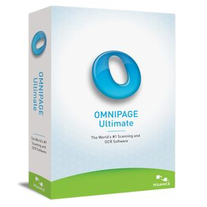 Nuance Omnipage 19 Ultimate | Windows | Versand per E-Mail