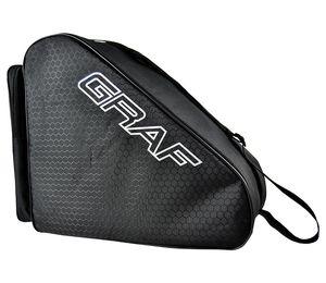 Graf Schlittschuh Tasche, Farbe:schwarz