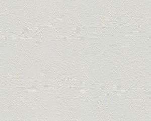 A.S. Création überstreichbare Vliestapete Meistervlies 6 Tapete weiß 10,05 m x 0,53 m 103512 1035-12