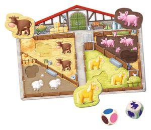 Ravensburger 04510 Ministeps Unser BauernhofSpiel für Kinder