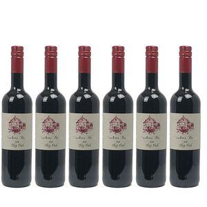 Rotwein Mosel Big Oak Weingut Markus Burg Qualitätswein trocken und vegan (6x0,75l)