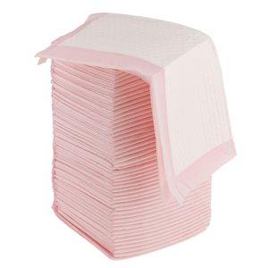50 Stück x Einmal-Inkontinenz-Pads , 45x33cm Rosa