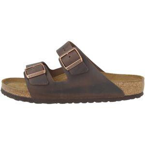 BIRKENSTOCK Arizona Herren Sandale Braun Schuhe, Größe:43